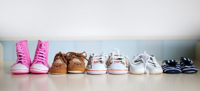 A Guide to Children's Shoes